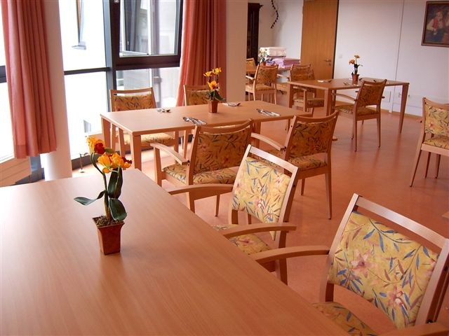 Stuhl Pflegeheim